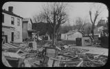 Disaster in New Richmond, Ohio, after the flood