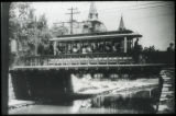 12th Street Bridge over the canal, 1885
