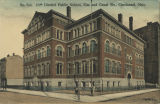 10th District Public School, Elm and Canal Sts., Cincinnati, Ohio